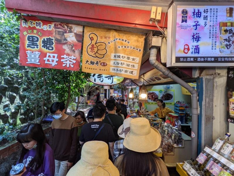 nanchung12 南庄-桂花巷好吃好買好熱鬧 江記花蜜/荷蓮心咖啡