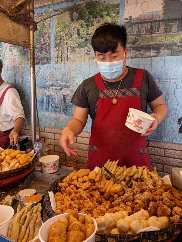 nanchung17 南庄-桂花巷好吃好買好熱鬧 江記花蜜/荷蓮心咖啡