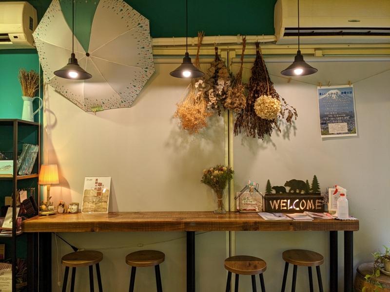 shalom12 基隆信義-夏隆 靜巷中的一杯咖啡 感受微雨的優閒