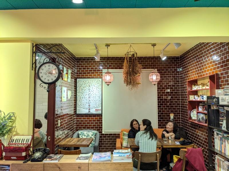 shalom14 基隆信義-夏隆 靜巷中的一杯咖啡 感受微雨的優閒