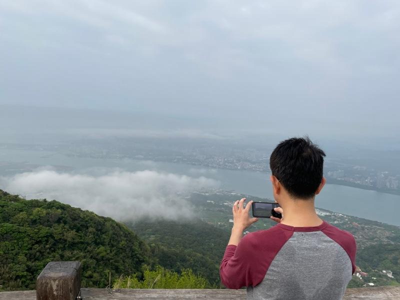 toughmanhill2220 八里-觀音山 硬漢嶺 景色開闊享受臺北盆地大屯山與台灣海峽
