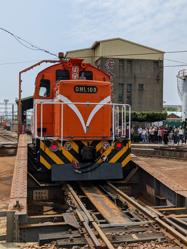 trainhouse12 彰化-扇形車庫 與火車頭的近距離接觸