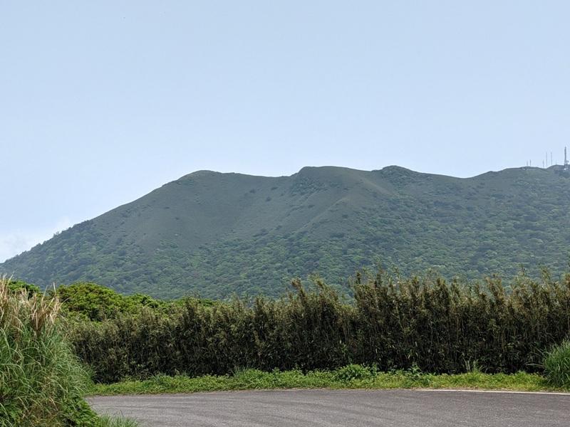 datung15 陽明山-大屯山 芒草箭竹 捕捉美麗的雲海