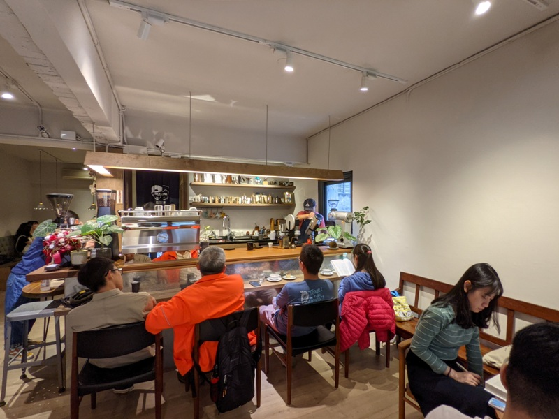 jacknnanacoffee13 大安-Jack & Nana Coffee密巷日式氣氛 手沖好好喝