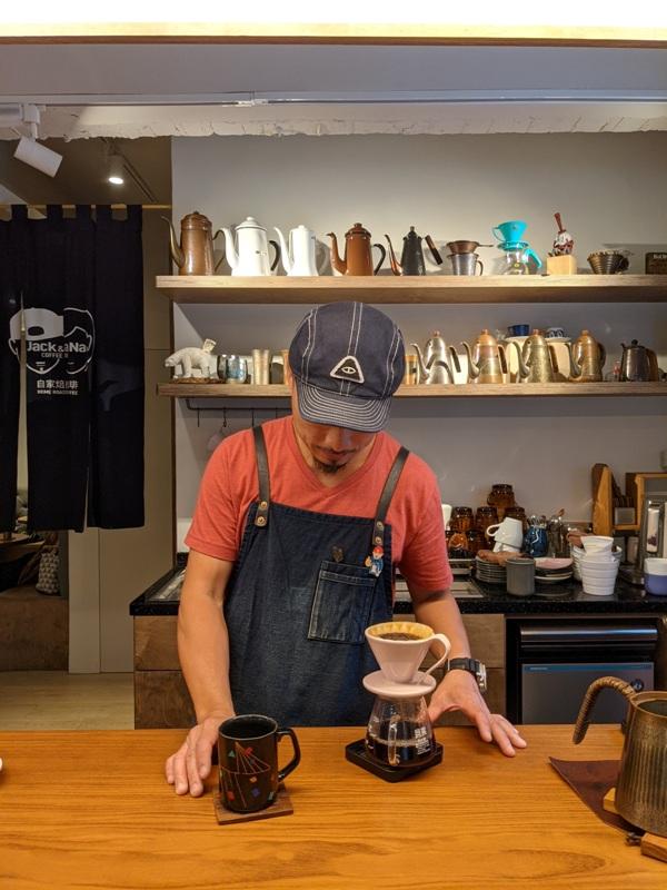 jacknnanacoffee18 大安-Jack & Nana Coffee密巷日式氣氛 手沖好好喝