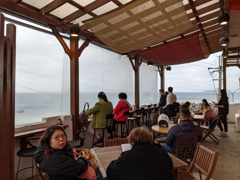 nonamecoffee04 金山-跳石沒有名字的咖啡店 北海岸第一排 景觀一流超放鬆