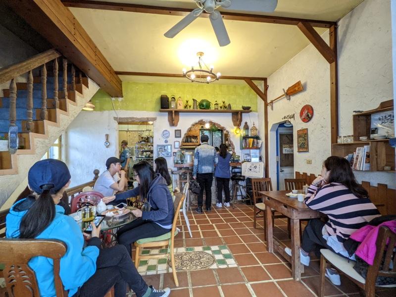 nonamecoffee06 金山-跳石沒有名字的咖啡店 北海岸第一排 景觀一流超放鬆