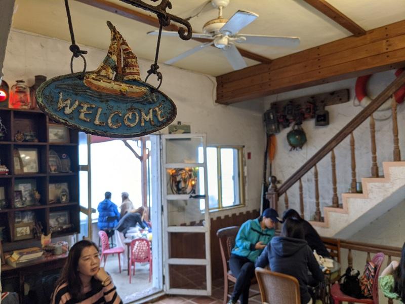 nonamecoffee07 金山-跳石沒有名字的咖啡店 北海岸第一排 景觀一流超放鬆