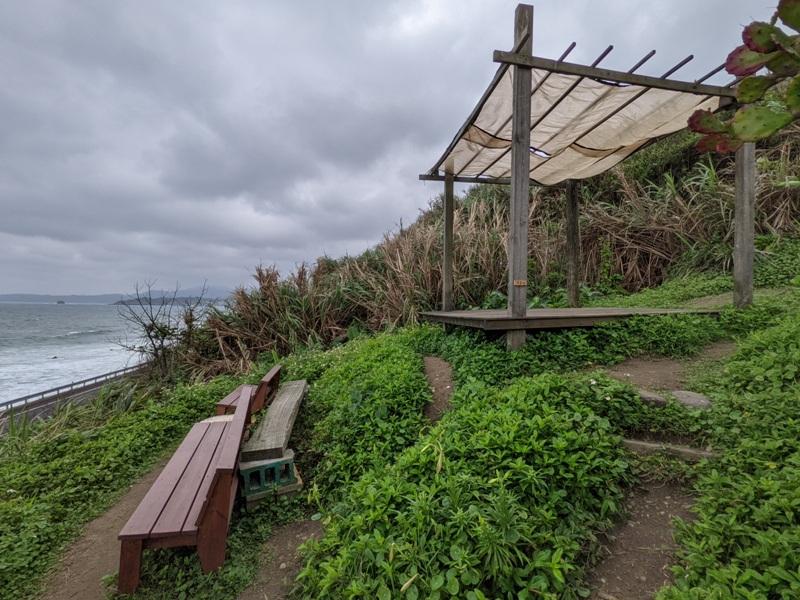nonamecoffee11 金山-跳石沒有名字的咖啡店 北海岸第一排 景觀一流超放鬆