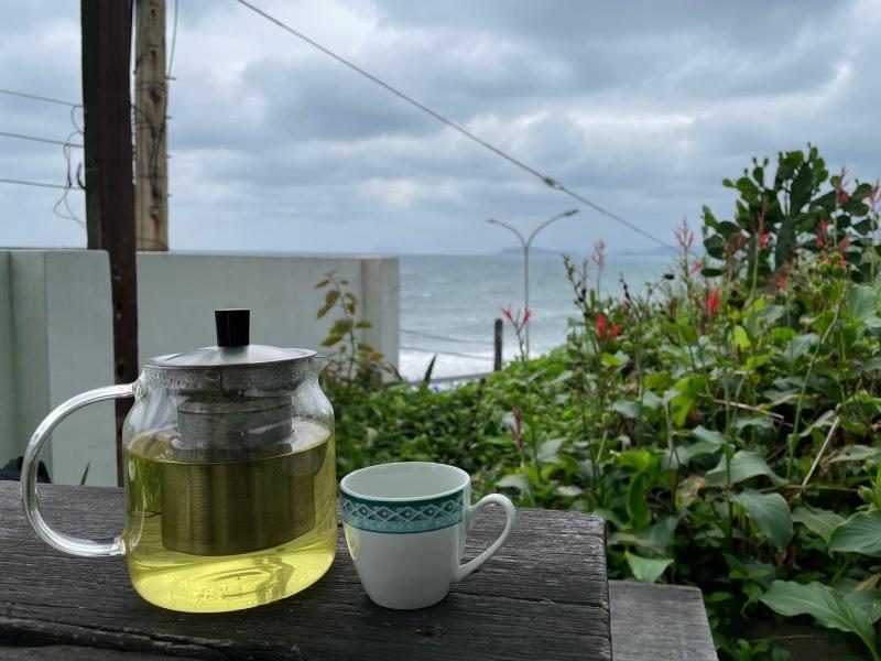 nonamecoffee15 金山-跳石沒有名字的咖啡店 北海岸第一排 景觀一流超放鬆