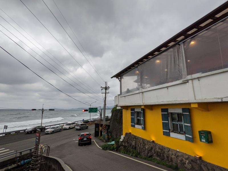 nonamecoffee16 金山-跳石沒有名字的咖啡店 北海岸第一排 景觀一流超放鬆