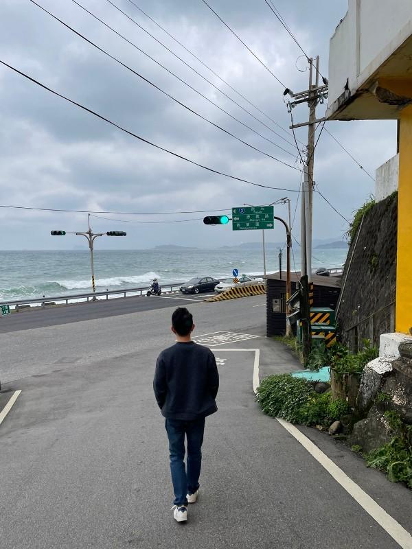 nonamecoffee17 金山-跳石沒有名字的咖啡店 北海岸第一排 景觀一流超放鬆