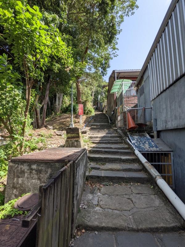 tienmutrail04 士林-天母親山古道(水管道) 無緣的翠峰瀑布