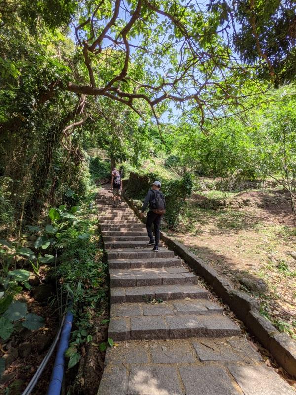 tienmutrail09 士林-天母親山古道(水管道) 無緣的翠峰瀑布