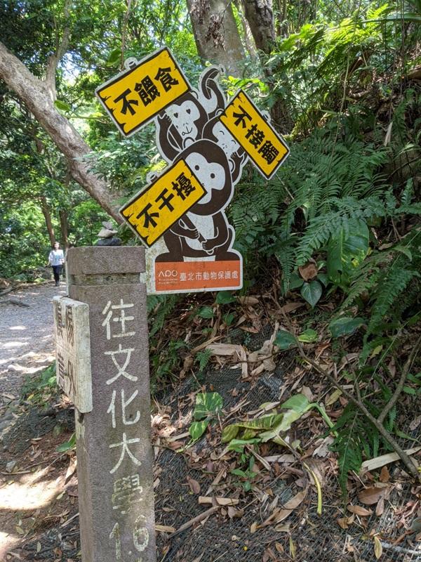 tienmutrail17 士林-天母親山古道(水管道) 無緣的翠峰瀑布