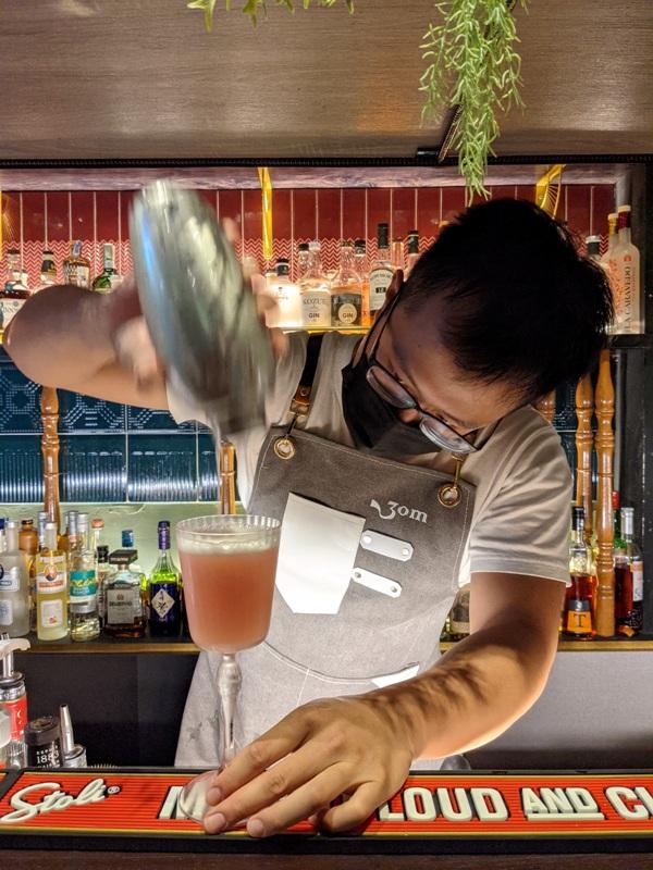 30mbar10 恆春-30M BAR 夜闖海洋風的酒吧