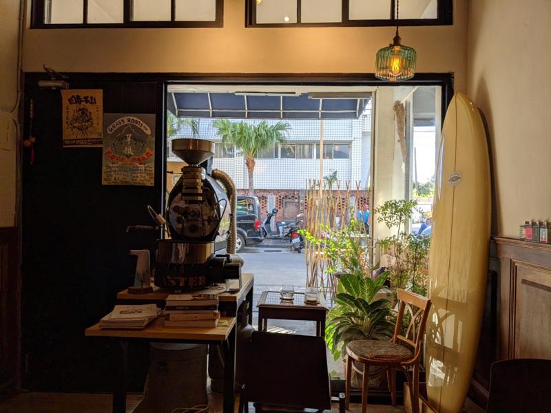 ayun09 恆春-小鬍子 恆春老街上小巧咖啡