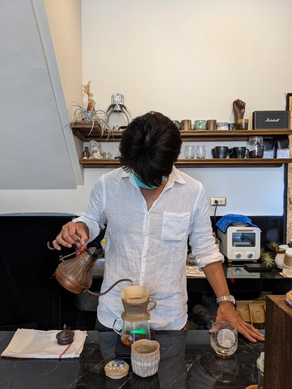ayun13 恆春-小鬍子 恆春老街上小巧咖啡