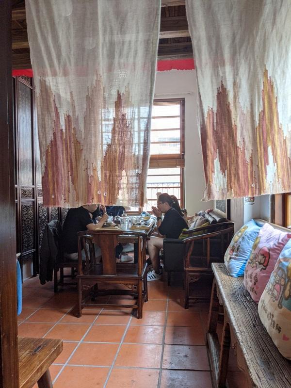daygood17 大同-日好食堂  日日是好日 百年建築裡裡外外好中式