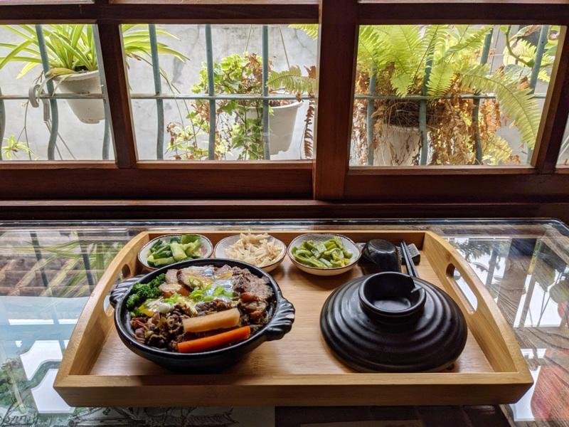 daygood22 大同-日好食堂  日日是好日 百年建築裡裡外外好中式