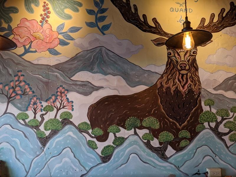miguvillage2206 恆春-麋谷Migu village在碾米廠吃飯喝咖啡