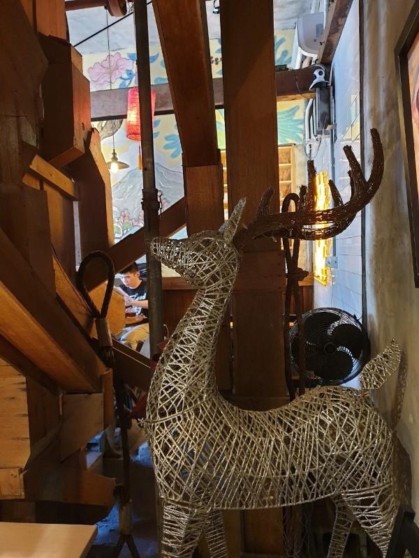 miguvillage2209 恆春-麋谷Migu village在碾米廠吃飯喝咖啡