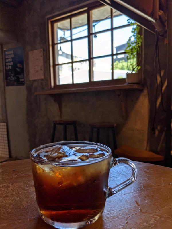 miguvillage2213 恆春-麋谷Migu village在碾米廠吃飯喝咖啡