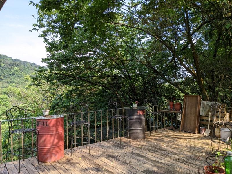 montmartre12 士林-蒙馬特 藍天綠樹流水聲 美不勝收超好拍