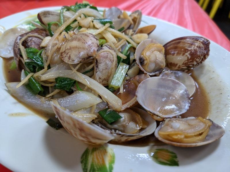 mschiu10 恆春-後壁湖邱家生魚片 隨便點很好吃
