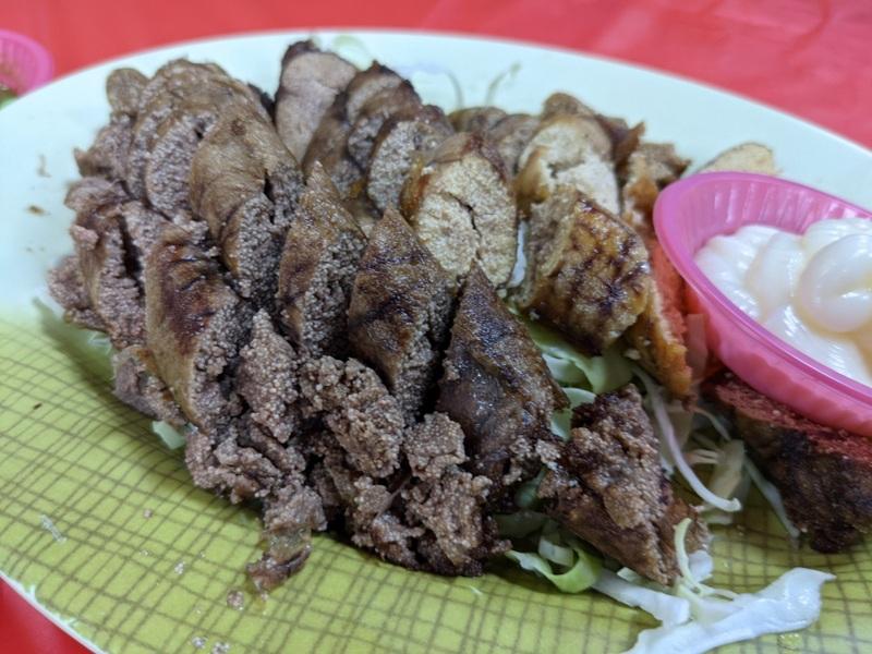 mschiu12 恆春-後壁湖邱家生魚片 隨便點很好吃