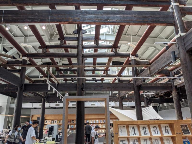 glabstopover22 台中西區-中島GLAB*Coffee Stopover古蹟中的文創 來一杯咖啡經典在府儒考棚