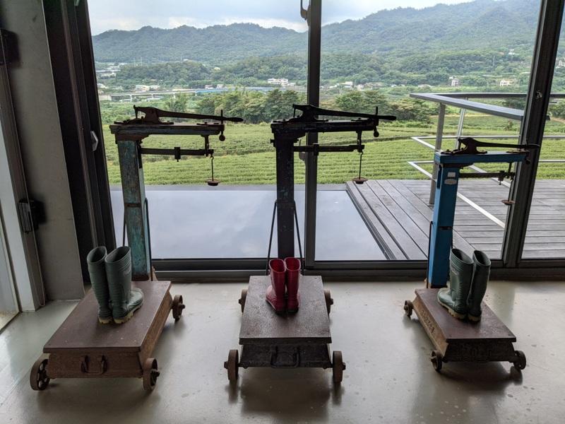 tongluoteafactory08 銅鑼-銅鑼茶廠 日式茶廠 山景茶園滿是緑意