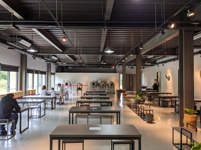 tongluoteafactory15 銅鑼-銅鑼茶廠 日式茶廠 山景茶園滿是緑意