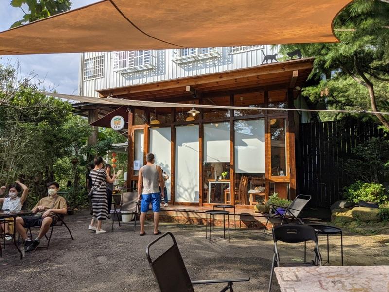 tongluoteahouse02 銅鑼-雙峰草堂 來銅鑼吃銅鑼燒