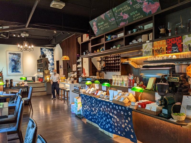 oldchai04 三峽-老柴咖啡館 台北大學旁底蘊深厚的咖啡館