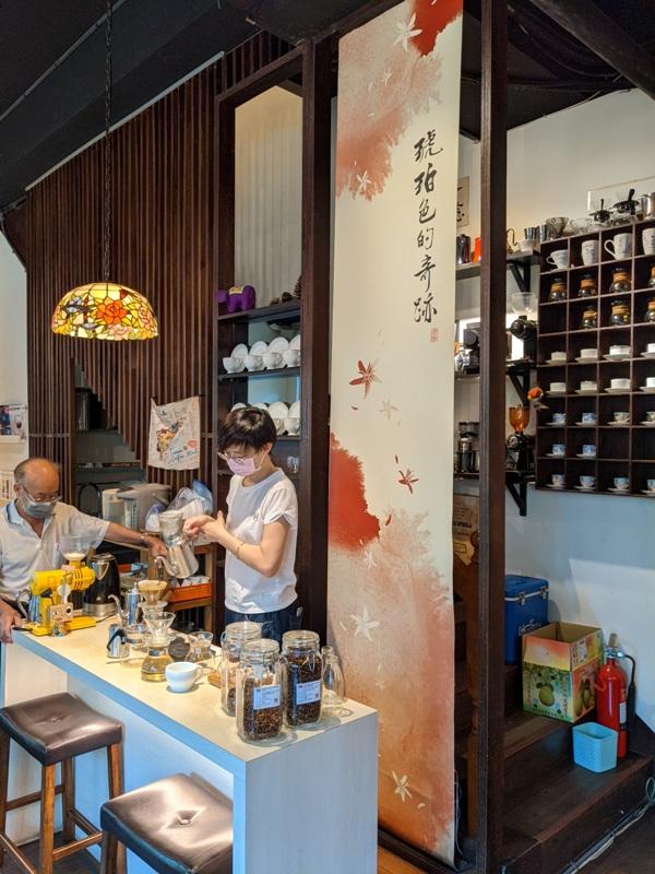 oldchai11 三峽-老柴咖啡館 台北大學旁底蘊深厚的咖啡館