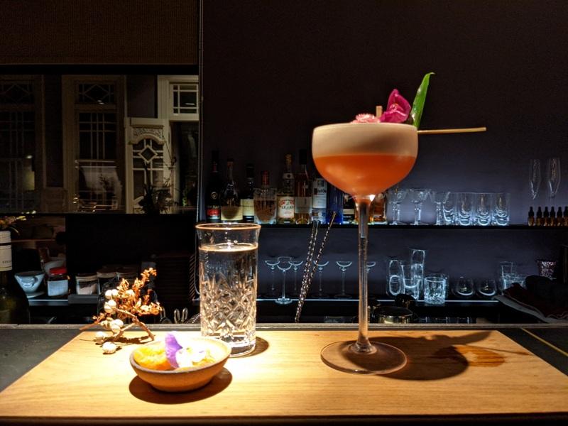 akacafe18 大同-AKA Cafe巷弄中的神祕感 調酒好看爽口 熱紅酒暖心 愛爾蘭咖啡驚豔
