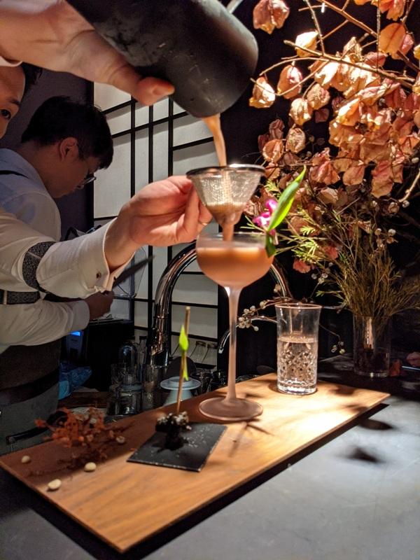 akacafe19 大同-AKA Cafe巷弄中的神祕感 調酒好看爽口 熱紅酒暖心 愛爾蘭咖啡驚豔