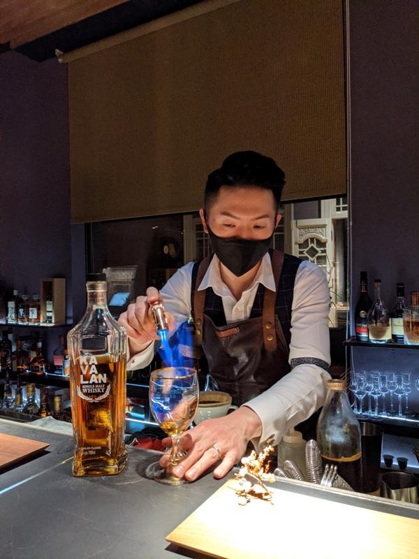 akacafe24 大同-AKA Cafe巷弄中的神祕感 調酒好看爽口 熱紅酒暖心 愛爾蘭咖啡驚豔