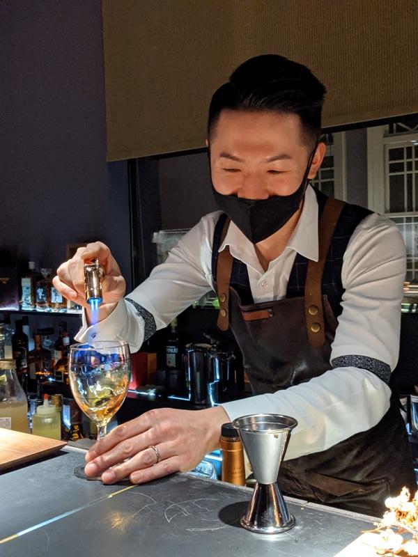 akacafe25 大同-AKA Cafe巷弄中的神祕感 調酒好看爽口 熱紅酒暖心 愛爾蘭咖啡驚豔