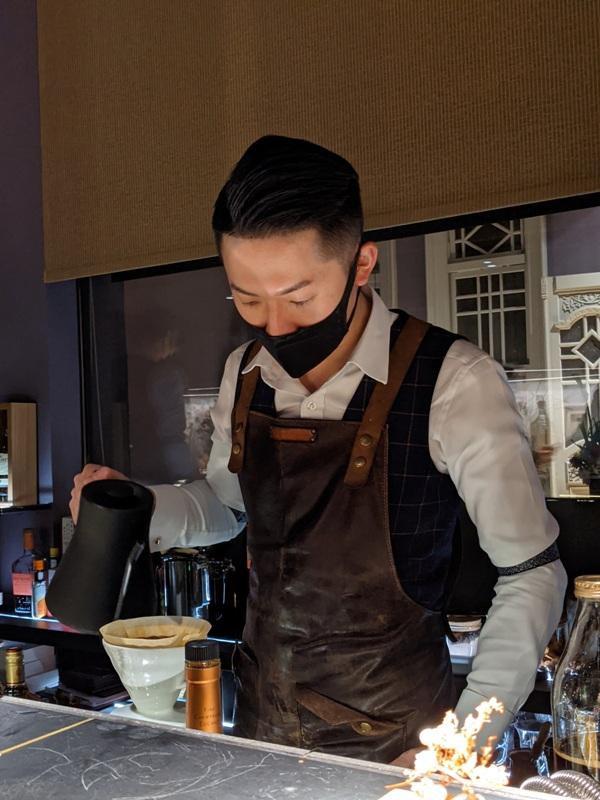 akacafe26 大同-AKA Cafe巷弄中的神祕感 調酒好看爽口 熱紅酒暖心 愛爾蘭咖啡驚豔