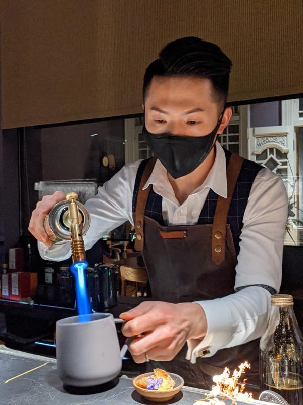 akacafe29 大同-AKA Cafe巷弄中的神祕感 調酒好看爽口 熱紅酒暖心 愛爾蘭咖啡驚豔