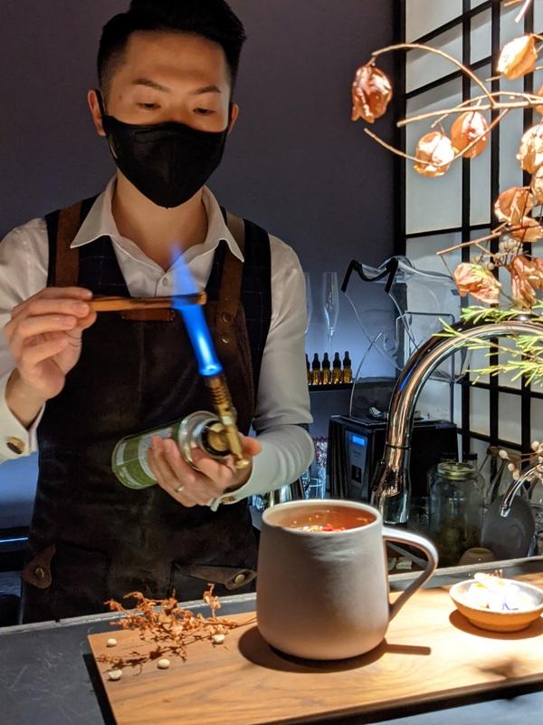 akacafe30 大同-AKA Cafe巷弄中的神祕感 調酒好看爽口 熱紅酒暖心 愛爾蘭咖啡驚豔