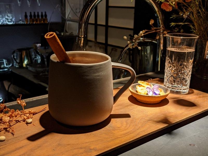 akacafe32 大同-AKA Cafe巷弄中的神祕感 調酒好看爽口 熱紅酒暖心 愛爾蘭咖啡驚豔