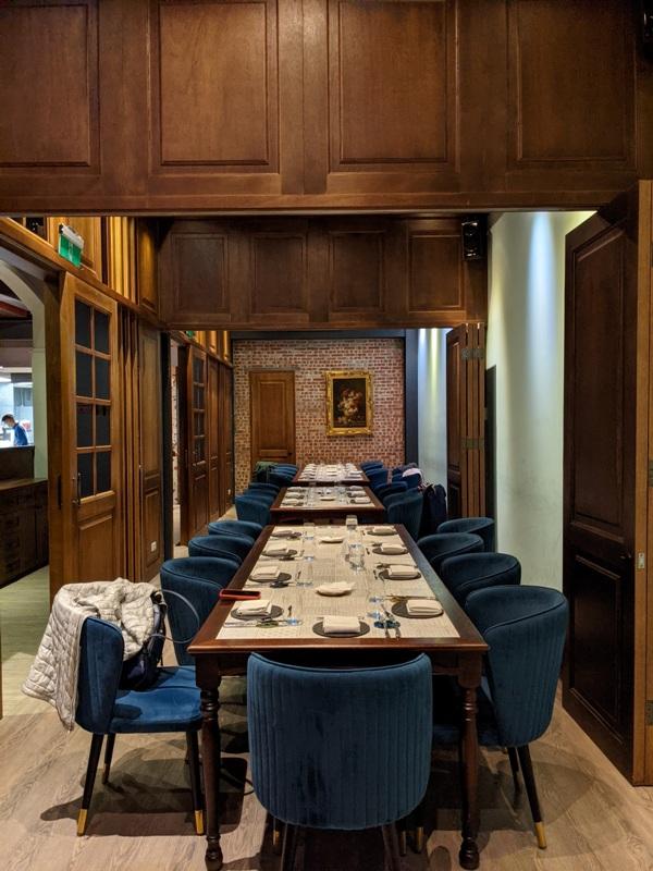 lazoo02 竹北-藍佐牛排館 燈光美氣氛佳餐點好吃的高級餐廳