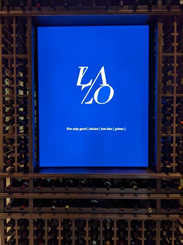 lazoo03 竹北-藍佐牛排館 燈光美氣氛佳餐點好吃的高級餐廳