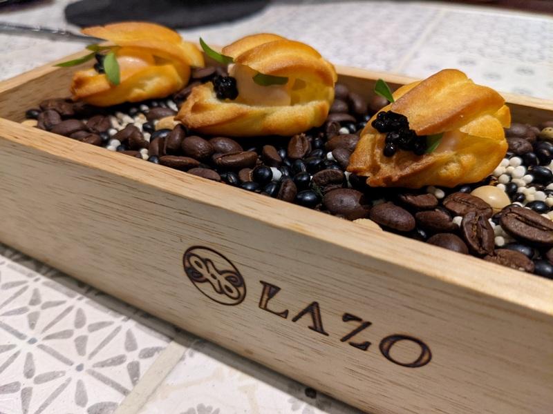 lazoo04 竹北-藍佐牛排館 燈光美氣氛佳餐點好吃的高級餐廳