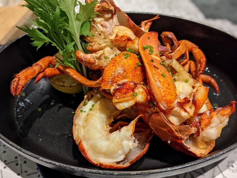 lazoo09 竹北-藍佐牛排館 燈光美氣氛佳餐點好吃的高級餐廳